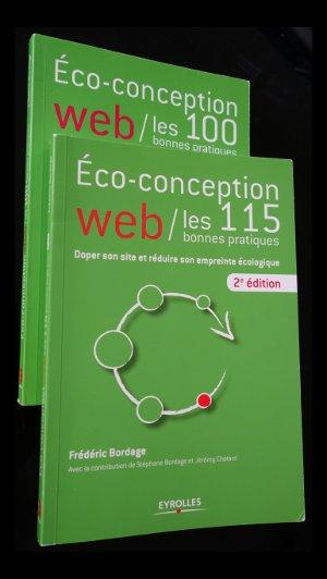 Couverture livre éco-conception web