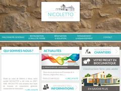 aperçu Nicoletto